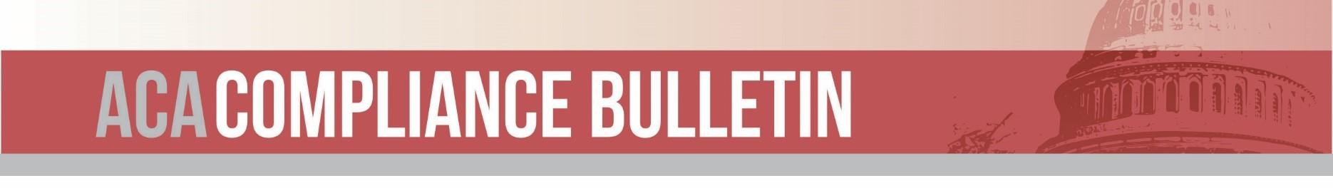 Complaince Bulletin