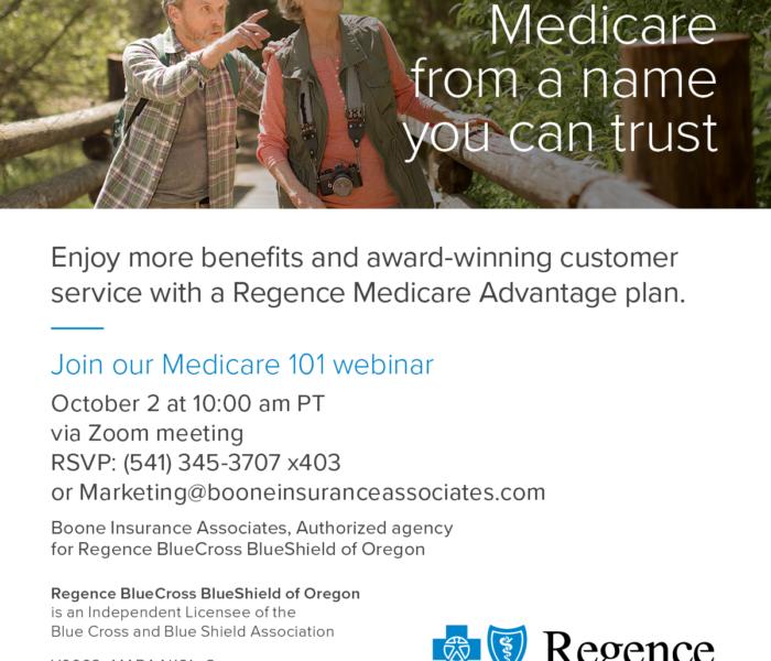 Join Our Medicare 101 Webinar
